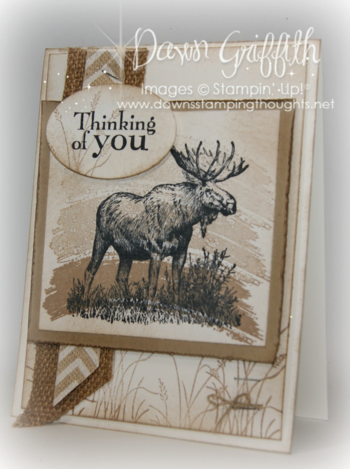 Thinking of YOU designed  by Dawn Griffith
