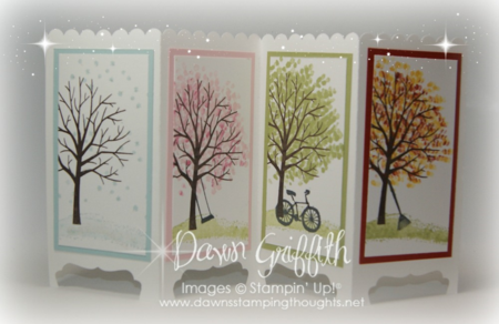 Sheltering Tree divider card#1