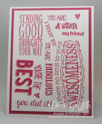 You've GOT this card for My friend Patty Chenail