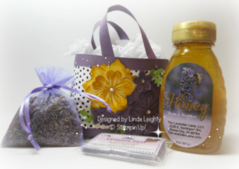 Gift of goodies  from Linda Leighty #1
