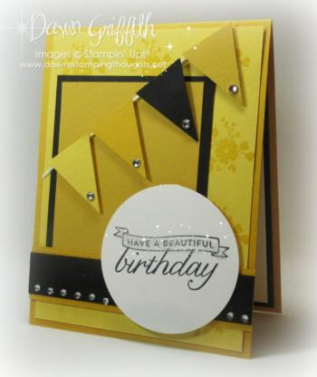 Delightful Honey Curry B day card #1