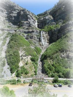 Provo Canyon  on ride