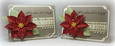 #2 All is calm by Dawn Griffith Stampin Up!