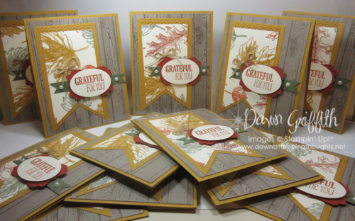 Glitter Queens Top 10 cards for Oct  Dawn Griffith