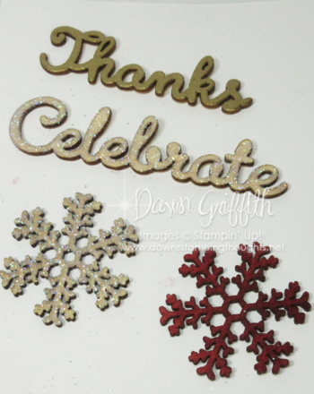 Wooden Elements Dawn Griffith Stampin'Up!