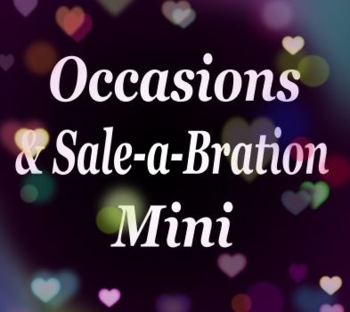 Occasions and SAB mini January 5 2016