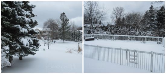 Snow Storm February 2016