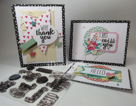 Oh Happy Day Card kit  photo #1 Dawn Griffith Stampin'Up! Sneak Peek of the new card kit in the new SU! catalog June 1, 2016