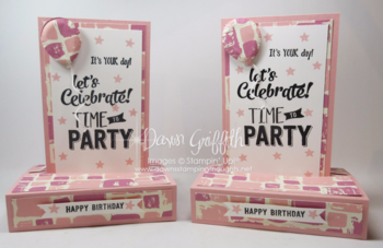 Confetti Celebration birthday pop up card  by Dawn Griffith video posted on my blog today