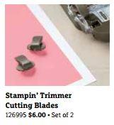 Cutting blades