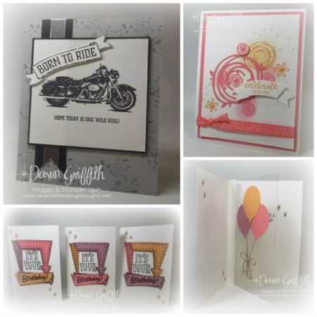 ICYMI Friday June 17, 2016 Dawn Griffith Stampin zUp Demonstrator check out my blog today for all these video