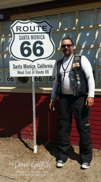 #1 End of Route 66  W Santa Monica CA  June 16 2016