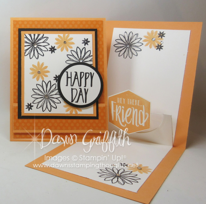 Happy Day Dawn Griffith Stampin up Demonstrator