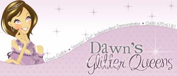 Dawns Glitter Queens banner