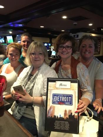 Detroit Buger Bar