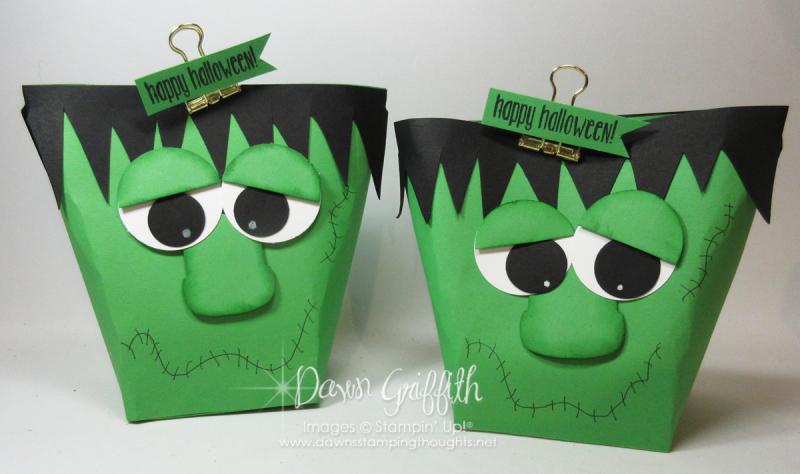 Frankies Box in a bag Dawn Griffith