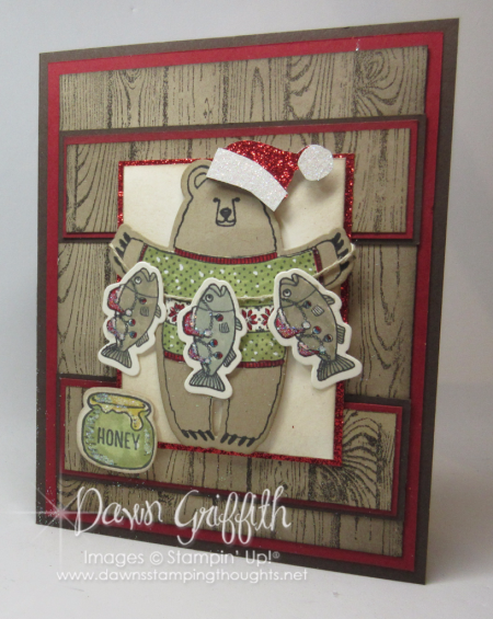 Christmas COD front Dawn Griffith#1