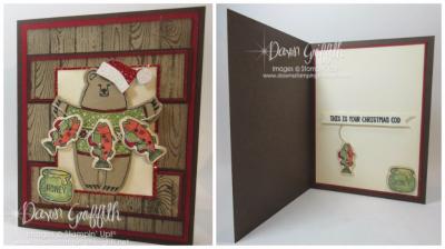 Christmas Cod Dawn Griffith #2
