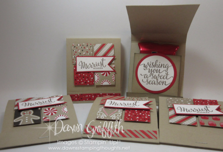 Matchbook Ghirardelli Holders open Dawn Griffith