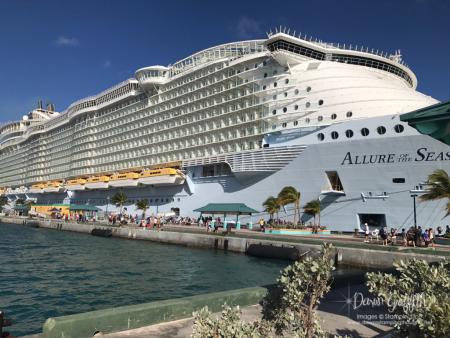 #2 Cruise Allure of the Seas