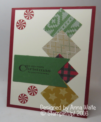 Christmas Card from Anna Waite