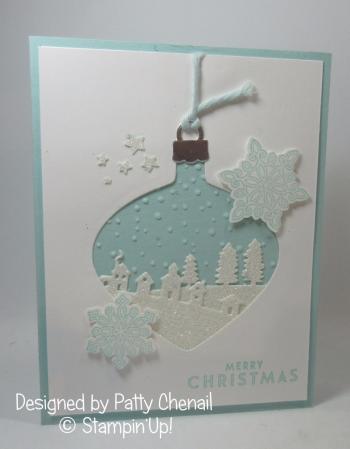 Patty Chenail Christmas 2016