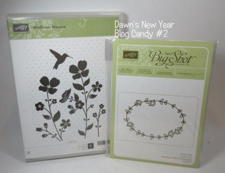 Dawn's New Year Blog Candy #2
