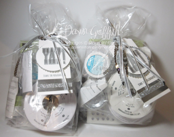 Glitter Queens gifts for promoting to Silver upclose Dawn Griffith