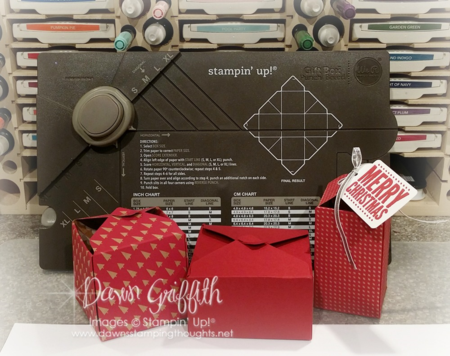 Gift Box Punch Board boxes  #1