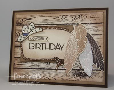 Cowgirl Birthday #2