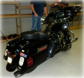 Cleaned Harley #1