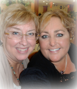 Donna and Dawn Griffith #1