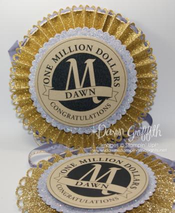 Million  Dollar decorations