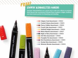 SAB Blendabilites Markers