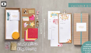 Perpetual Birthday  Calendar kit # 137950