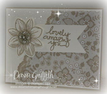 Lovely Amazing YOU front #1a
