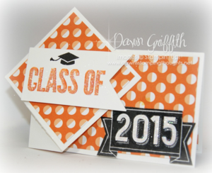Class of 2015 front #1 Dawn Griffith