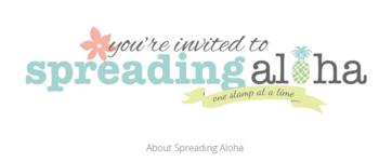 Spreading Aloha event banner