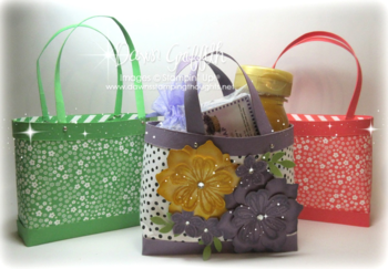 Tote bags with Lindas tote gift #1