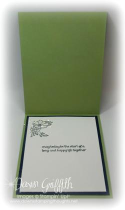 Congratulations wedding card  inside #1