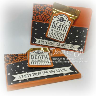 #1 Tasty Treat Halloween Holders