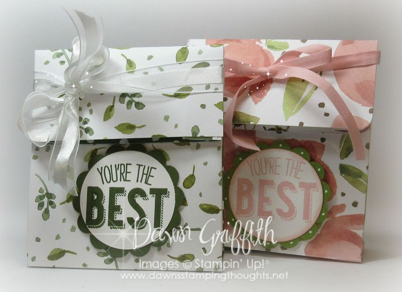 English Garden Gift Bags Dawn Griffith