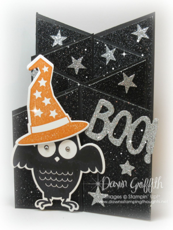 #1 Boo By Dawn Griffith Stampin'Up
