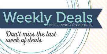 Weekly deals last week