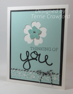 Terrie Crawford card #1