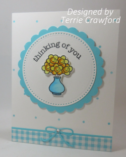 Terrie Crawford card #2