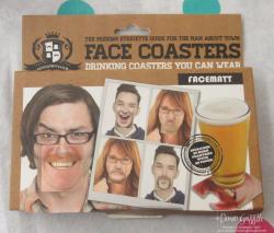 Funny Face Coasters