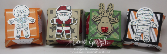 Small Origami Box with Dawn Griffith Stampin Up Demonstrator