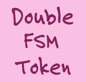 Double FSM tokens with Dawn Griffith
