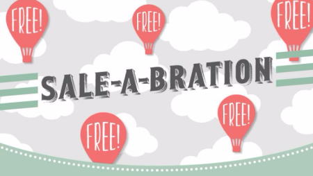 Sale a bration banner  Dawn Griffith
